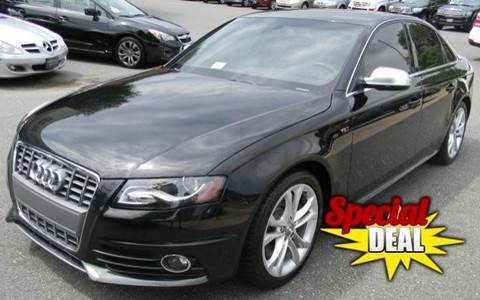 2012 Audi S4 for sale at Platinum Motorcars in Warrenton VA