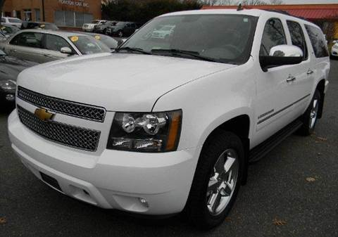 2012 Chevrolet Suburban for sale at Platinum Motorcars in Warrenton VA