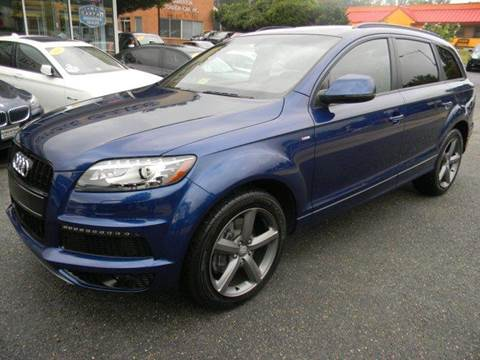 2015 Audi Q7 for sale at Platinum Motorcars in Warrenton VA
