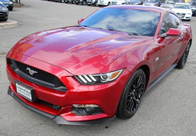 2015 Ford Mustang for sale at Platinum Motorcars in Warrenton VA