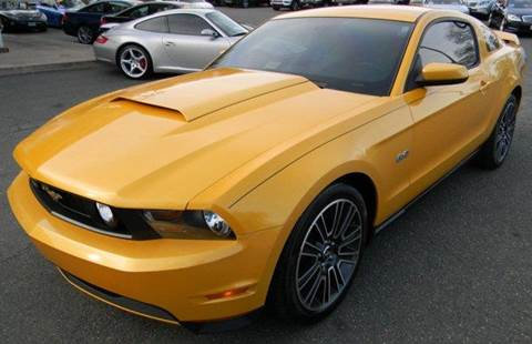 2012 Ford Mustang for sale at Platinum Motorcars in Warrenton VA