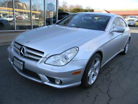 2010 Mercedes-Benz CLS for sale at Platinum Motorcars in Warrenton VA