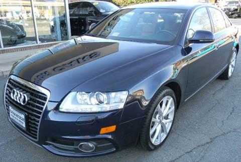 2011 Audi A6 for sale at Platinum Motorcars in Warrenton VA