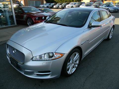 2012 Jaguar XJL for sale at Platinum Motorcars in Warrenton VA