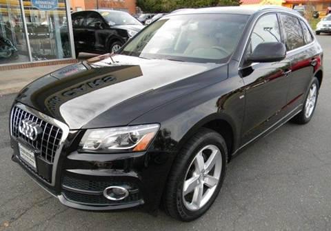 2012 Audi Q5 for sale at Platinum Motorcars in Warrenton VA