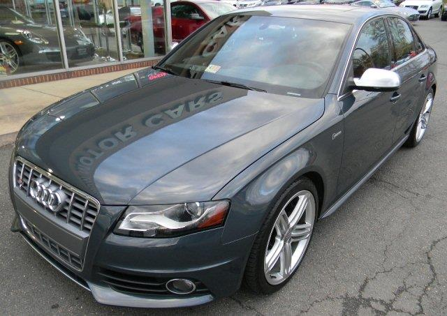 2010 Audi S4 for sale at Platinum Motorcars in Warrenton VA