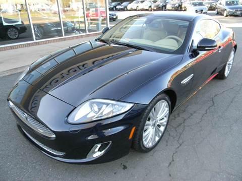 2012 Jaguar XK for sale at Platinum Motorcars in Warrenton VA