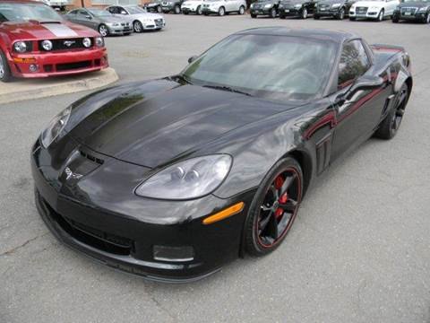 2012 Chevrolet Corvette for sale at Platinum Motorcars in Warrenton VA