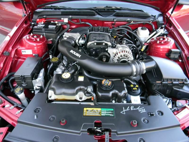 2007 ford mustang gt roush 427 in warrenton va platinum motorcars vehicle options publicscrutiny Gallery