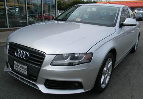 2009 Audi A4 for sale at Platinum Motorcars in Warrenton VA