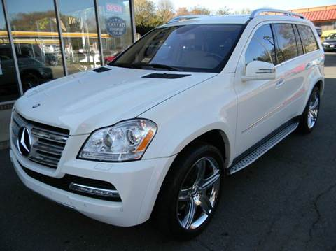2011 Mercedes-Benz GL-Class for sale at Platinum Motorcars in Warrenton VA