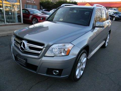 2010 Mercedes-Benz GLK for sale at Platinum Motorcars in Warrenton VA