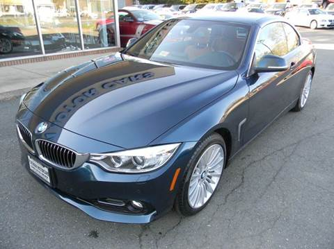 2015 BMW 4 Series for sale at Platinum Motorcars in Warrenton VA