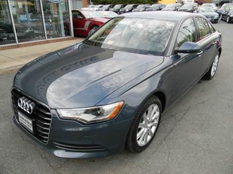 2014 Audi A6 for sale at Platinum Motorcars in Warrenton VA