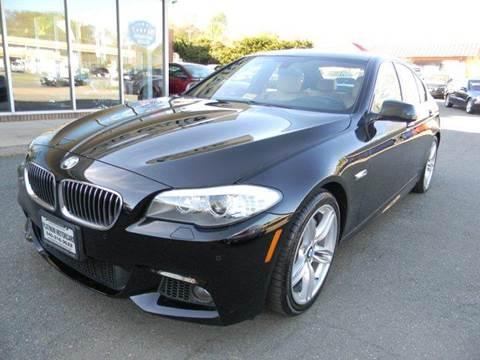 2013 BMW 5 Series for sale at Platinum Motorcars in Warrenton VA