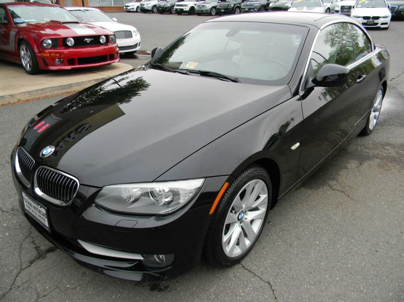 Bmw Series I Dr Convertible SULEV In Warrenton VA - 2012 bmw 328i convertible