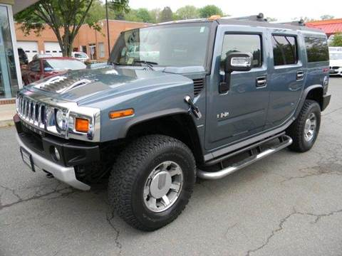 2008 HUMMER H2 for sale at Platinum Motorcars in Warrenton VA