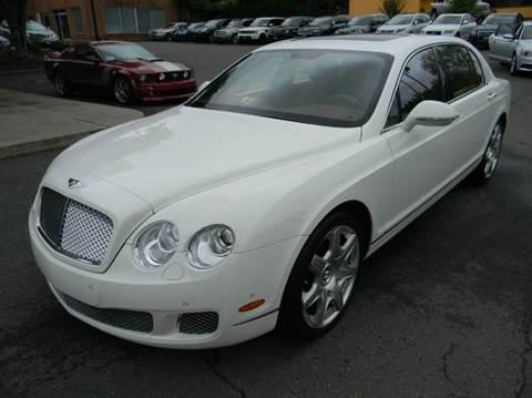 2011 Bentley Continental Flying Spur for sale at Platinum Motorcars in Warrenton VA