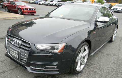 2013 Audi S5 for sale at Platinum Motorcars in Warrenton VA
