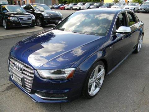 2013 Audi S4 for sale at Platinum Motorcars in Warrenton VA