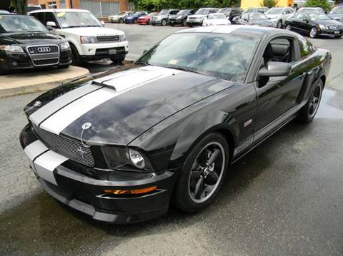 2007 Ford Mustang for sale at Platinum Motorcars in Warrenton VA