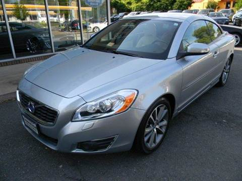 2011 Volvo C70 for sale at Platinum Motorcars in Warrenton VA