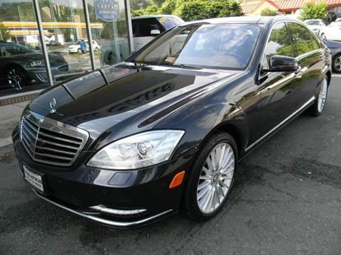 2010 Mercedes-Benz S-Class for sale at Platinum Motorcars in Warrenton VA
