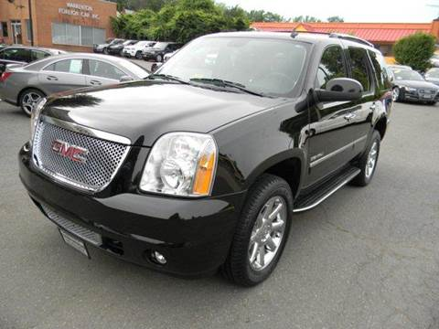 2013 GMC Yukon for sale at Platinum Motorcars in Warrenton VA