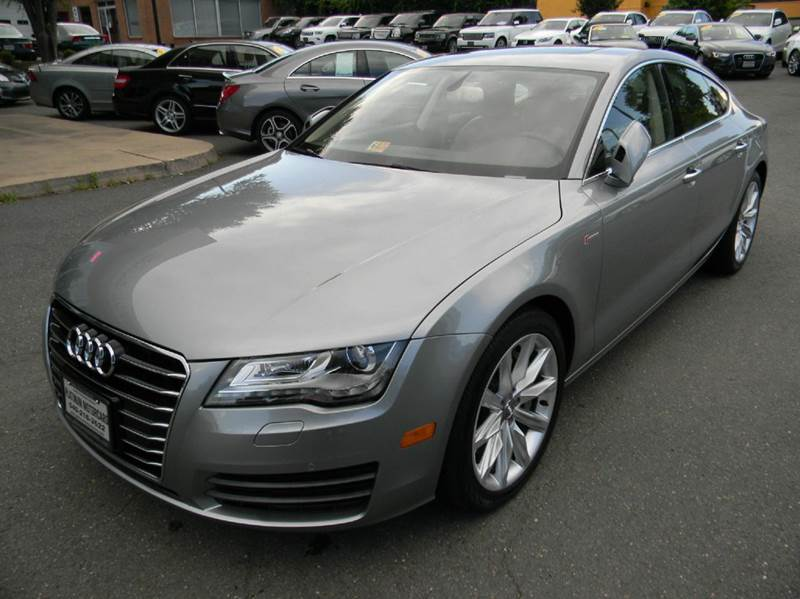 2014 Audi A7 3.0T quattro Premium Plus AWD 4dr Sedan In Warrenton VA ...