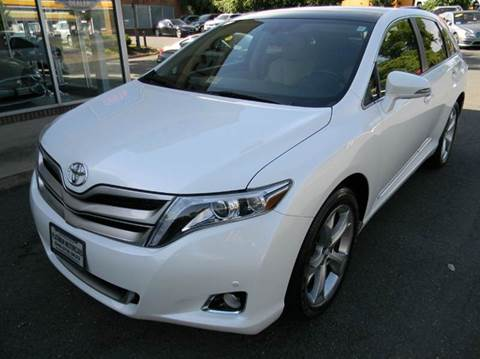 2014 Toyota Venza for sale at Platinum Motorcars in Warrenton VA