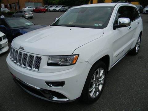 2015 Jeep Grand Cherokee for sale at Platinum Motorcars in Warrenton VA