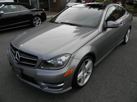 2014 Mercedes-Benz C-Class for sale at Platinum Motorcars in Warrenton VA