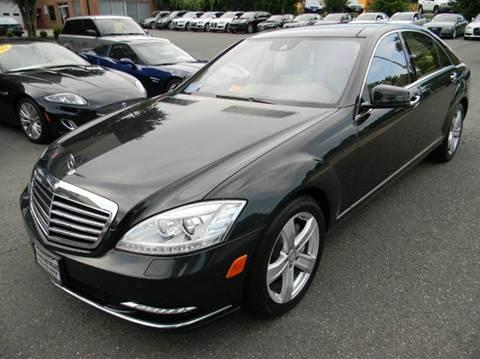 2011 Mercedes-Benz S-Class for sale at Platinum Motorcars in Warrenton VA