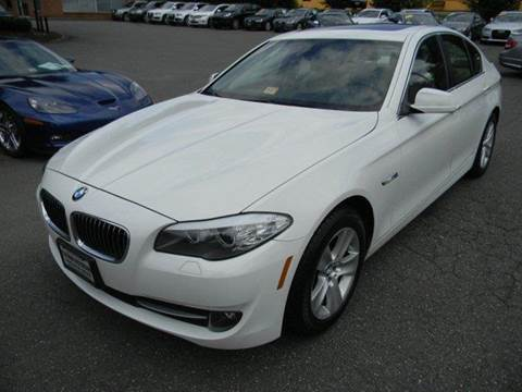 2011 BMW 5 Series for sale at Platinum Motorcars in Warrenton VA