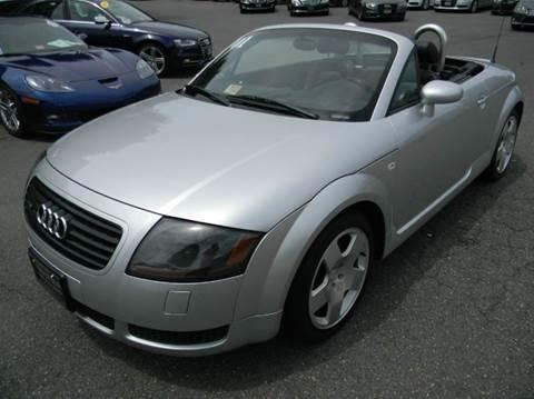 2001 Audi TT for sale at Platinum Motorcars in Warrenton VA