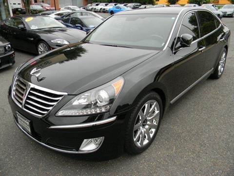 2013 Hyundai Equus for sale at Platinum Motorcars in Warrenton VA