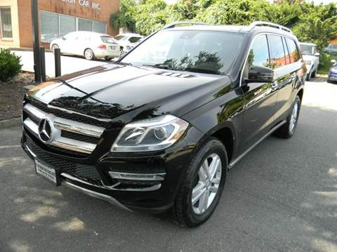 2013 Mercedes-Benz GL-Class for sale at Platinum Motorcars in Warrenton VA