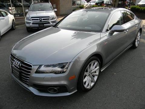 2012 Audi A7 for sale at Platinum Motorcars in Warrenton VA