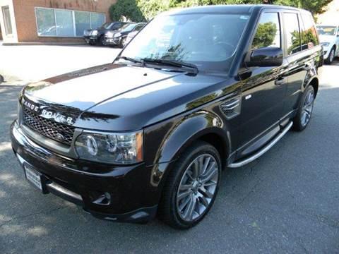 2011 Land Rover Range Rover Sport for sale at Platinum Motorcars in Warrenton VA