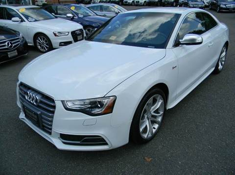 2015 Audi S5 for sale at Platinum Motorcars in Warrenton VA