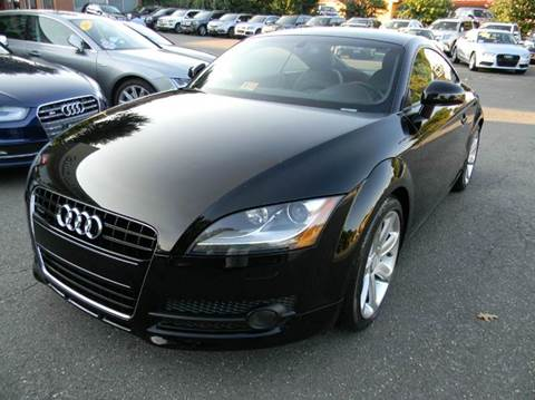 2008 Audi TT for sale at Platinum Motorcars in Warrenton VA