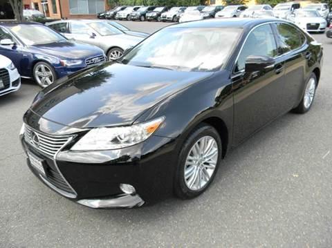 2013 Lexus ES 350 for sale at Platinum Motorcars in Warrenton VA