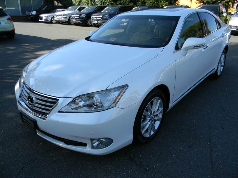 2012 Lexus ES 350 4dr Sedan   Warrenton VA