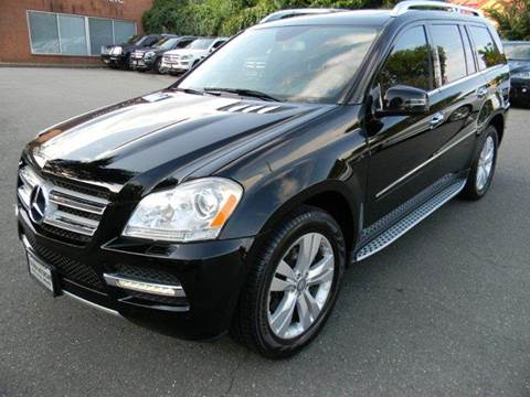2012 Mercedes-Benz GL-Class for sale at Platinum Motorcars in Warrenton VA