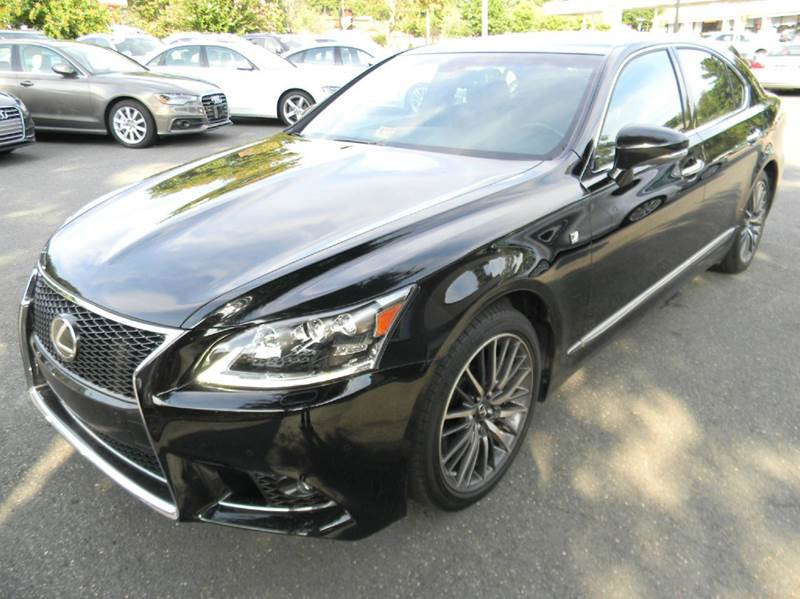 2014 Lexus LS 460 F SPORT AWD   Warrenton VA
