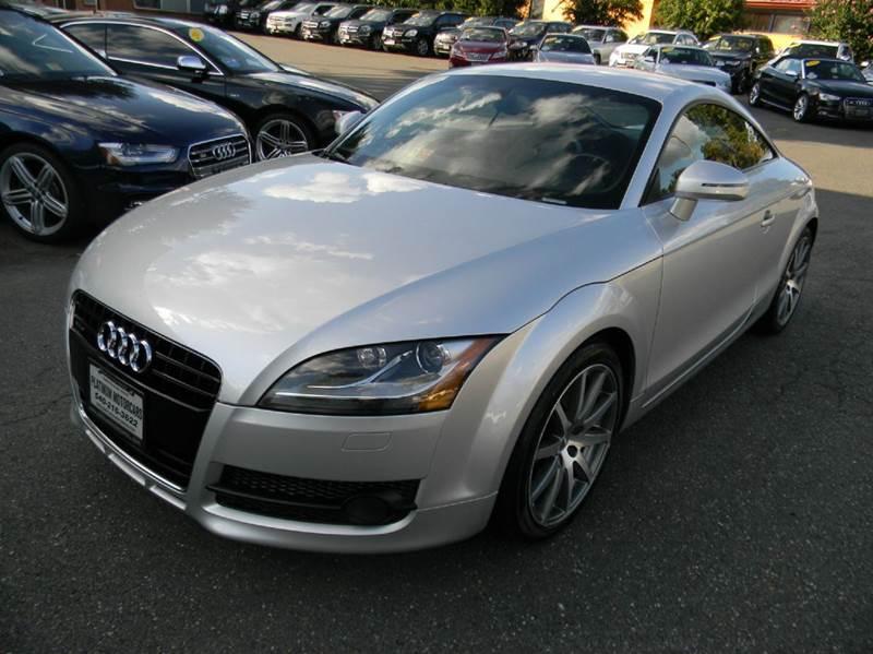 2008 audi tt awd 3 2 quattro 2dr coupe 6m in warrenton va platinum rh platinummotorcarsva com New Audi TT New Audi TT