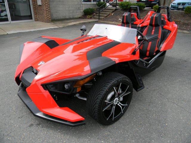 2015 Polaris Slingshot SL for sale at Platinum Motorcars in Warrenton VA