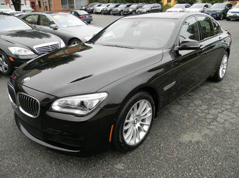 2013 BMW 7 Series for sale at Platinum Motorcars in Warrenton VA