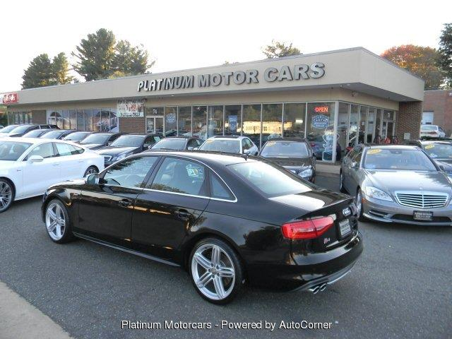 2014 Audi S4 30t Quattro Premium Plus Awd 4dr Sedan 7a In