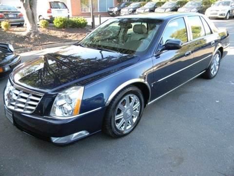 2006 Cadillac DTS for sale at Platinum Motorcars in Warrenton VA